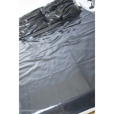 Extra durable rubber sheet with straps - model.01